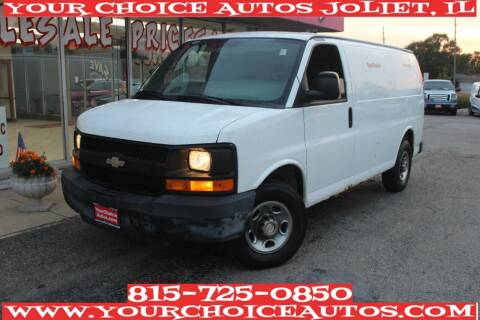 2007 Chevrolet Express Cargo for sale at Your Choice Autos - Joliet in Joliet IL