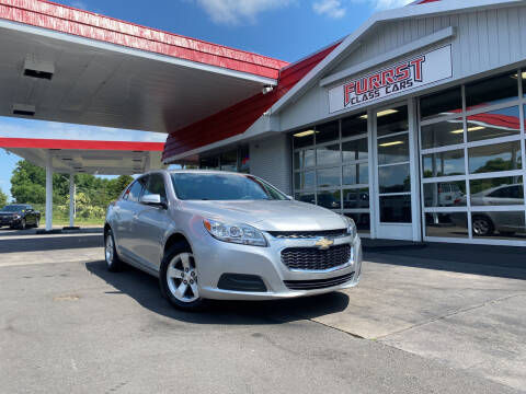 2016 Chevrolet Malibu Limited for sale at Furrst Class Cars LLC in Charlotte NC