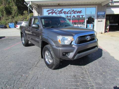2012 Toyota Tacoma for sale at Hibriten Auto Mart in Lenoir NC