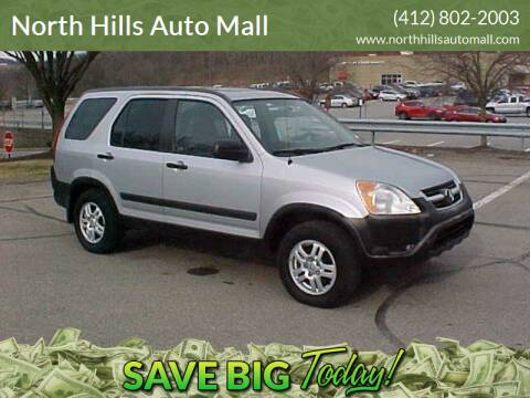 2004 Honda CR-V for sale at North Hills Auto Mall in Pittsburgh PA