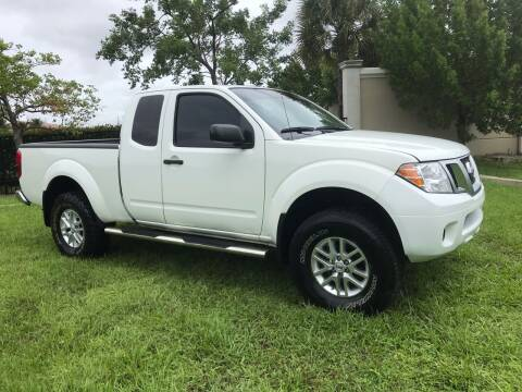 2014 Nissan Frontier for sale at Kaler Auto Sales in Wilton Manors FL