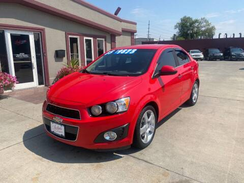 2015 Chevrolet Sonic for sale at Sexton's Car Collection Inc in Idaho Falls ID