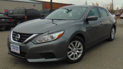 2017 Nissan Altima for sale at Dependable Used Cars in Anchorage AK