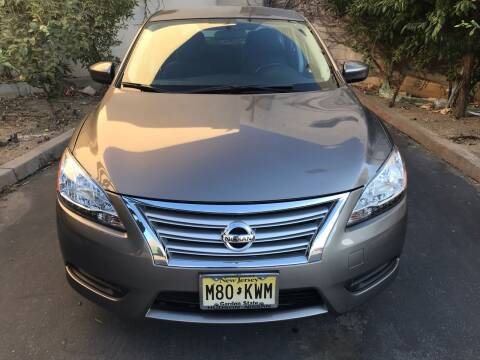 2015 Nissan Sentra for sale at Autos Direct in Costa Mesa CA