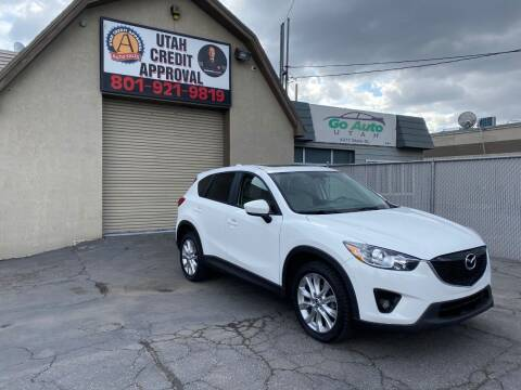 2014 Mazda CX-5 for sale at Utah Credit Approval Auto Sales in Murray UT