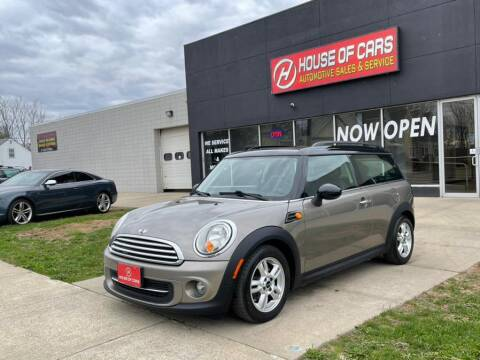 2012 MINI Cooper Clubman for sale at HOUSE OF CARS CT in Meriden CT