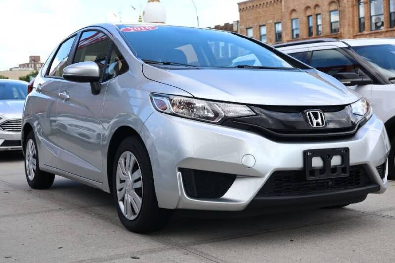 2016 Honda Fit for sale at HILLSIDE AUTO MALL INC in Jamaica NY