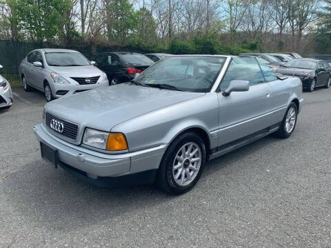 1996 Audi Cabriolet for sale at Dream Auto Group in Dumfries VA