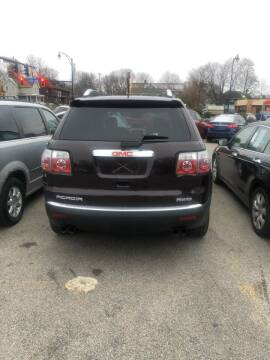 2008 GMC Acadia for sale at Mike's Auto Sales in Rochester NY