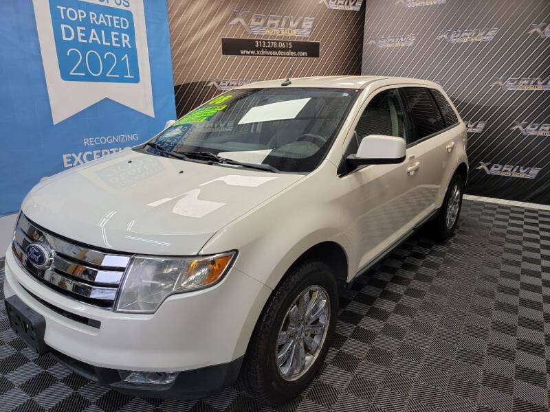 2008 Ford Edge for sale at X Drive Auto Sales Inc. in Dearborn Heights MI