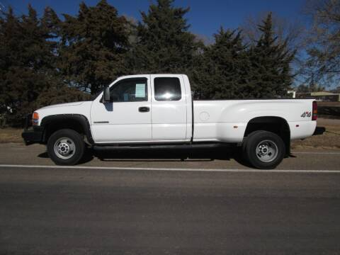 2005 GMC Sierra 3500 for sale at Joe's Motor Company in Hazard NE