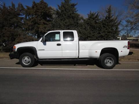 2005 GMC Sierra 3500 for sale at Joe's Motor Company in Hazard NE