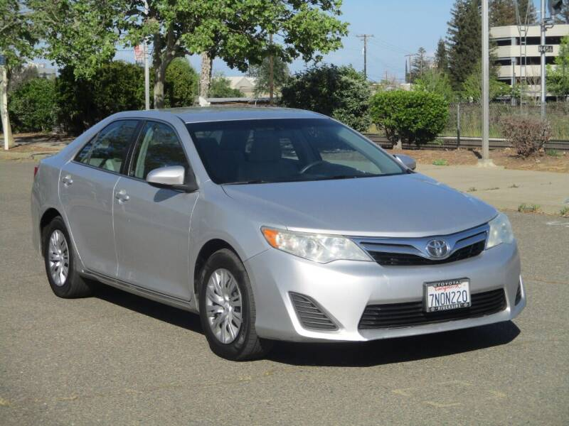 2013 Toyota Camry for sale at General Auto Sales Corp in Sacramento CA