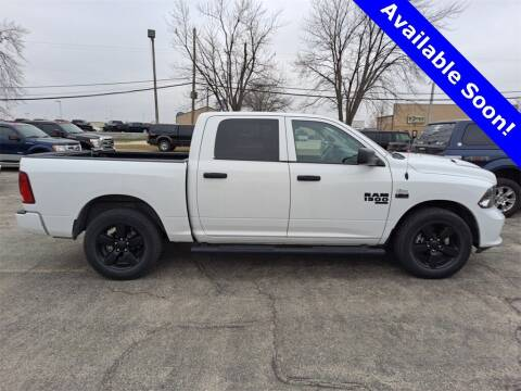 2020 RAM Ram Pickup 1500 Classic for sale at LENZ TRUCK CENTER in Fond Du Lac WI