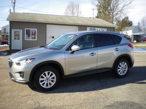 2014 Mazda CX-5 for sale at Starrs Used Cars Inc in Barnesville OH