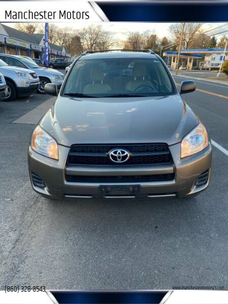 2011 Toyota RAV4 for sale at Manchester Motors in Manchester CT
