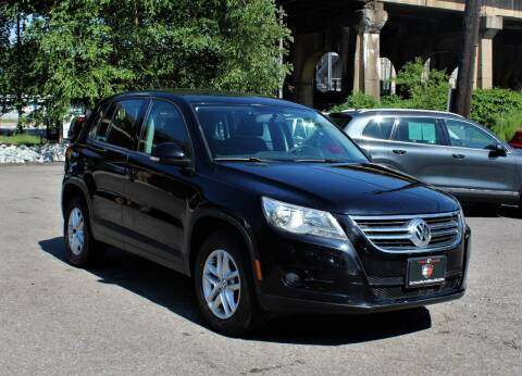 2011 Volkswagen Tiguan for sale at Cutuly Auto Sales in Pittsburgh PA