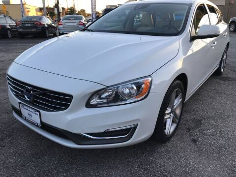 2015 Volvo V60 for sale at Volare Motors in Cranston RI