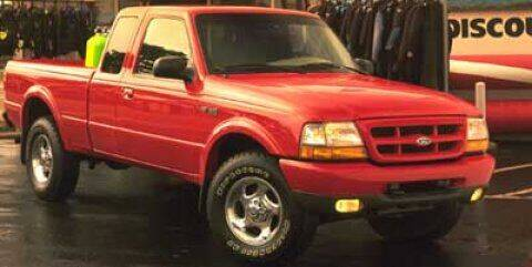 1999 Ford Ranger for sale at QUALITY MOTORS in Salmon ID
