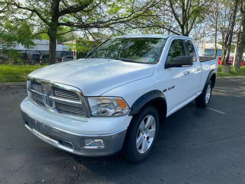 2010 Dodge Ram Pickup 1500 for sale at Car Plus Auto Sales in Glenolden PA