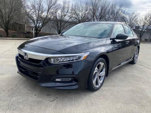 2018 Honda Accord for sale at Triple A's Motors in Greensboro NC