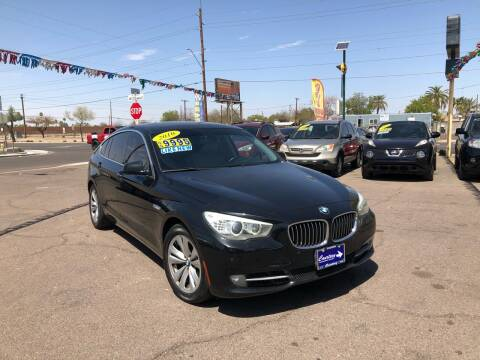 2010 BMW 5 Series for sale at Valley Auto Center in Phoenix AZ