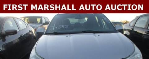 2009 Ford Focus for sale at First Marshall Auto Auction in Harvey IL