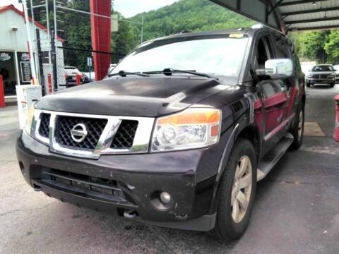2012 Nissan Armada for sale at Pars Auto Sales Inc in Stone Mountain GA