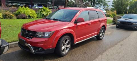 2015 Dodge Journey for sale at Steve's Auto Sales in Madison WI