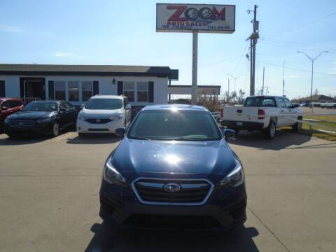 2019 Subaru Legacy for sale at Zoom Auto Sales in Oklahoma City OK