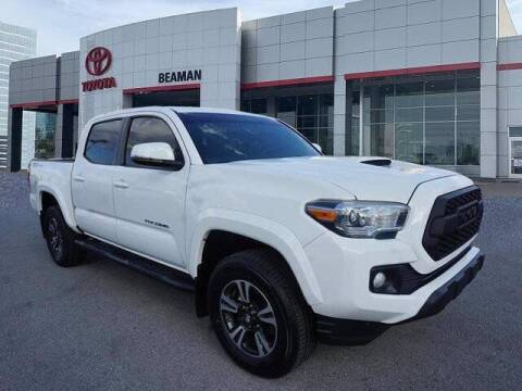 2016 Toyota Tacoma for sale at BEAMAN TOYOTA in Nashville TN