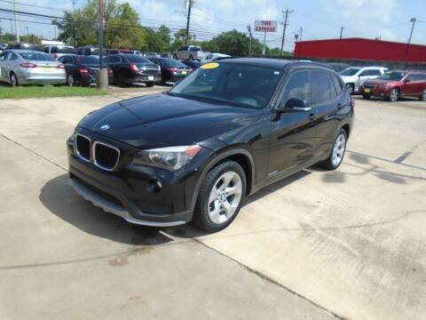 2015 BMW X1 for sale at BAS MOTORS in Houston TX