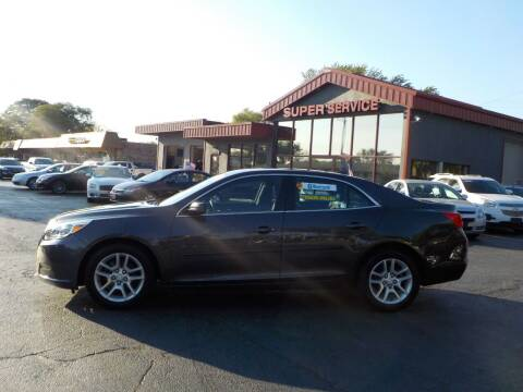 2013 Chevrolet Malibu for sale at Super Service Used Cars in Milwaukee WI