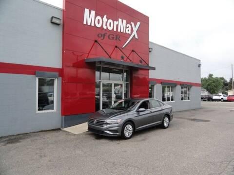 2019 Volkswagen Jetta for sale at MotorMax of GR in Grandville MI