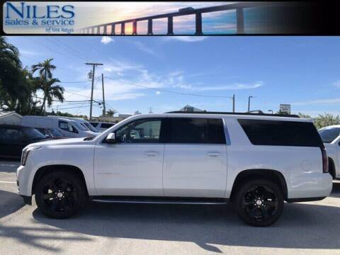 2016 GMC Yukon XL for sale at Niles Sales and Service in Key West FL