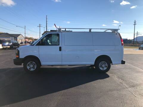 2008 Chevrolet Express Cargo for sale at Mike's Budget Auto Sales in Cadillac MI