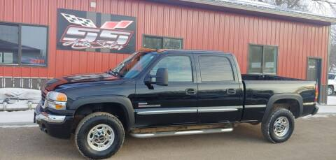 2006 GMC Sierra 2500HD for sale at SS Auto Sales in Brookings SD