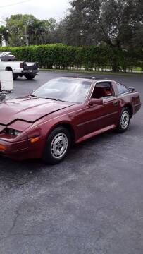1986 Nissan 300ZX for sale at Hieronymus Auto Sales Inc in Lake Worth FL