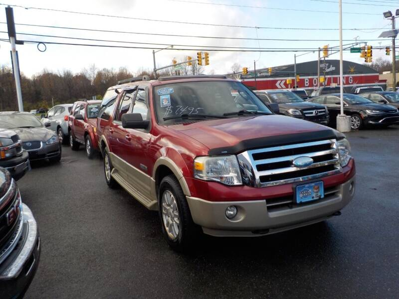 2007 Ford Expedition EL for sale at United Auto Land in Woodbury NJ