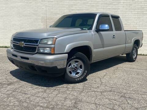2006 Chevrolet Silverado 1500 for sale at Samuel's Auto Sales in Indianapolis IN