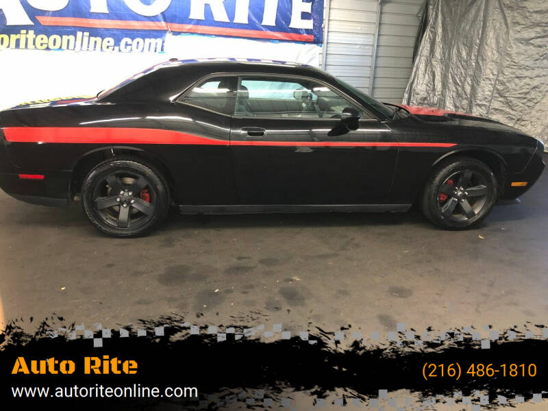 2010 Dodge Challenger for sale at Auto Rite in Cleveland OH