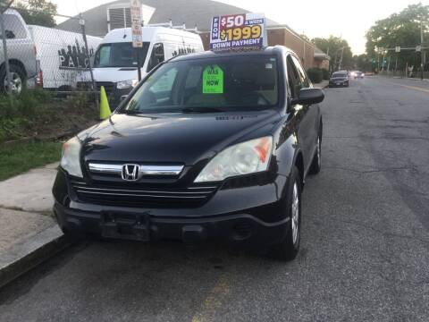 2009 Honda CR-V for sale at Drive Deleon in Yonkers NY