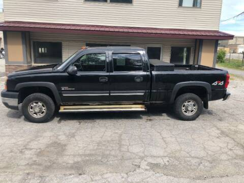 2004 Chevrolet Silverado 2500HD for sale at Settle Auto Sales STATE RD. in Fort Wayne IN