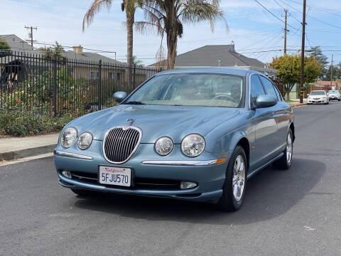 2003 Jaguar S-Type for sale at ZaZa Motors in San Leandro CA