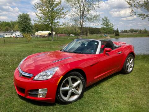 2008 Saturn SKY for sale at K2 Autos in Holland MI