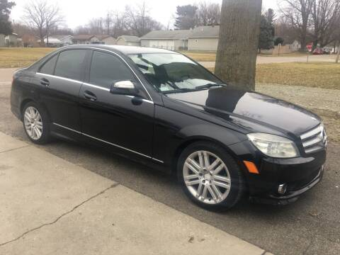 2008 Mercedes-Benz C-Class for sale at Antique Motors in Plymouth IN