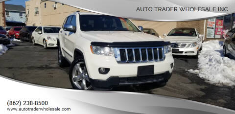2012 Jeep Grand Cherokee for sale at Auto Trader Wholesale Inc in Saddle Brook NJ