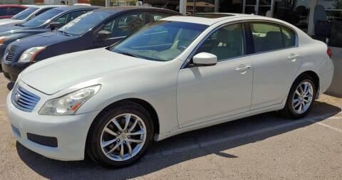 2009 Infiniti G37 Sedan for sale at 4 U MOTORS in El Paso TX