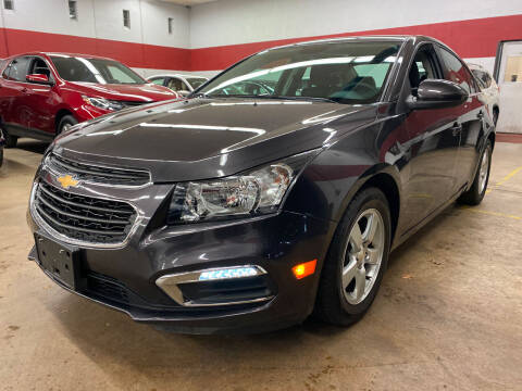 2016 Chevrolet Cruze Limited for sale at Columbus Car Warehouse in Columbus OH