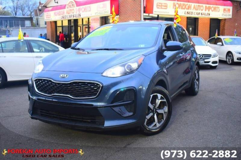 2020 Kia Sportage for sale at www.onlycarsnj.net in Irvington NJ